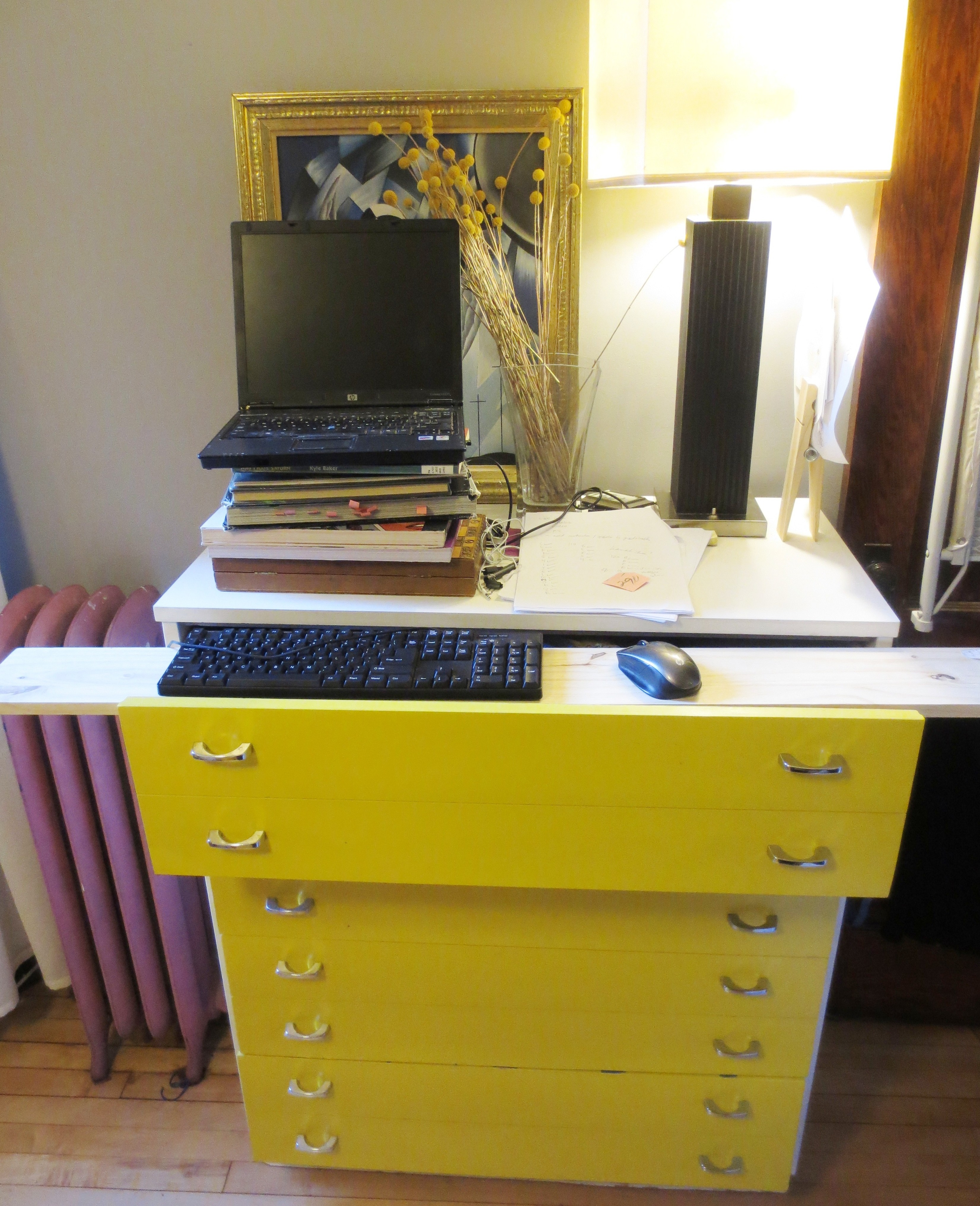 Make Your Own Computer Desk Make Your Own Mid Century Modern Standing Desk Projectophile