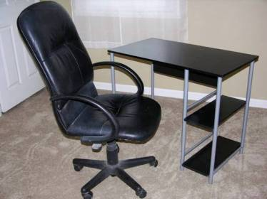 Executive Office Set, because you've earned it. But don't let all that power go to your head.