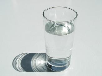 justanormalglass of water