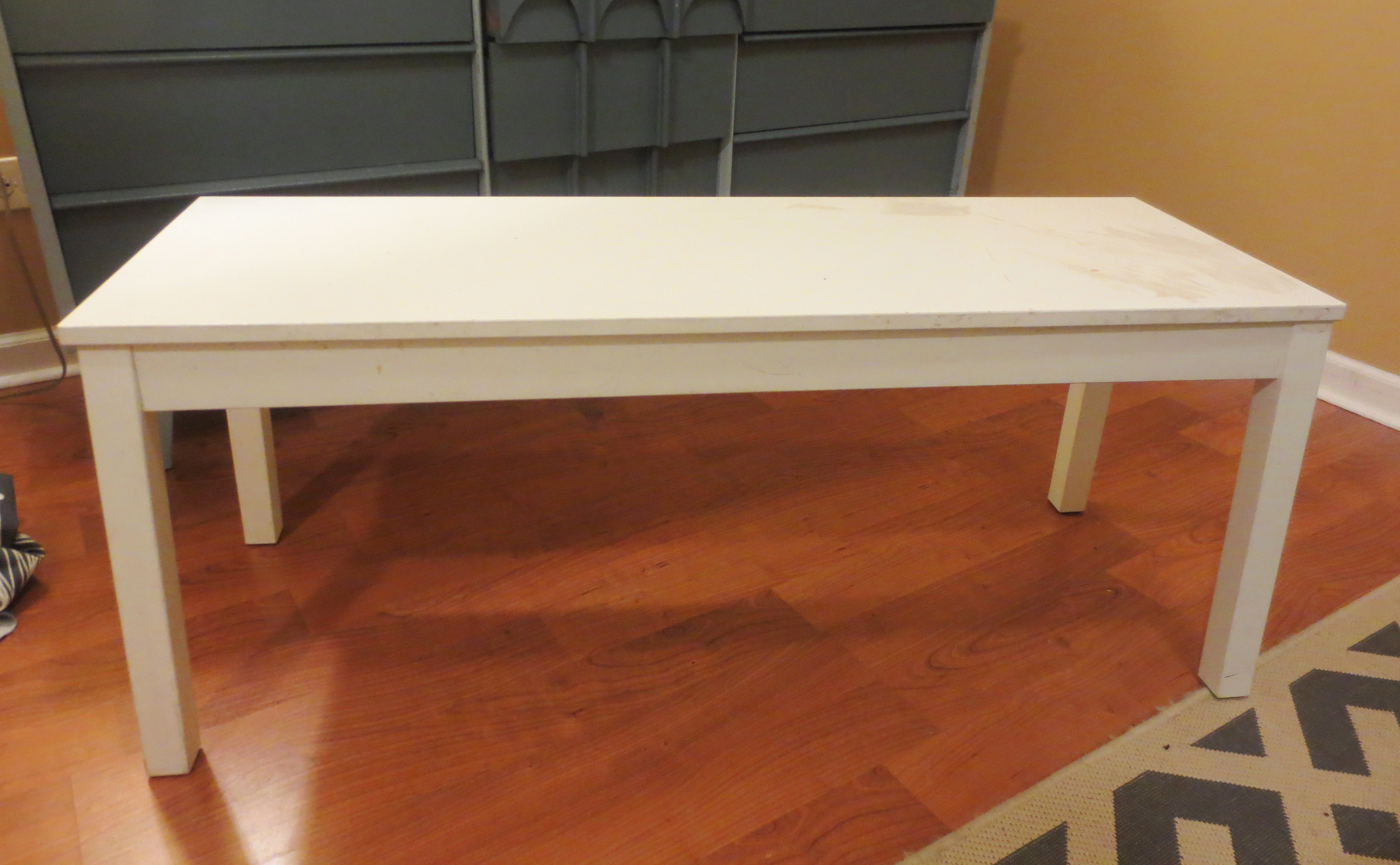 Transform Your Pockmarked Ikea Bench Into A Thing Of Beauty Projectophile