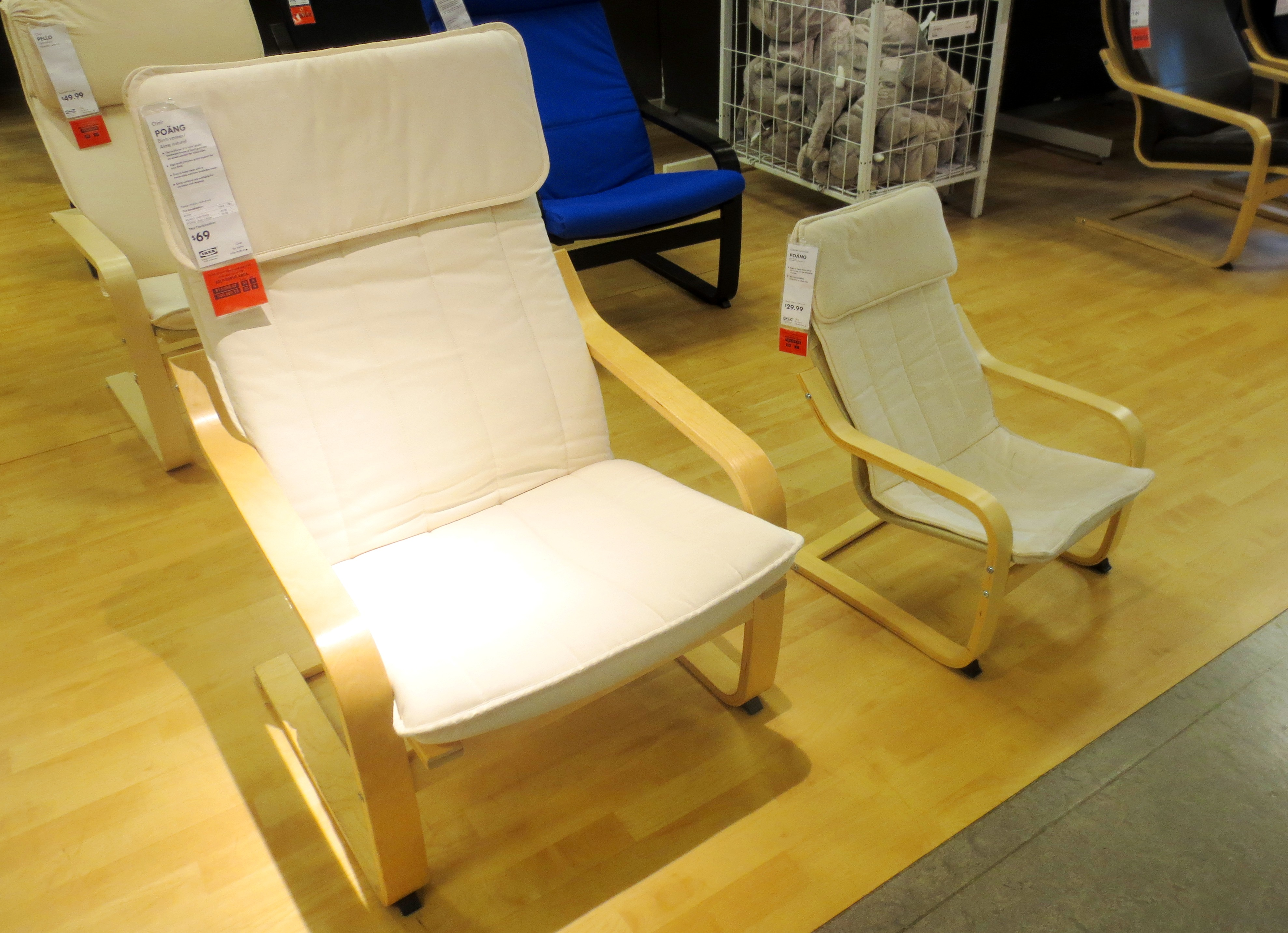 Ikea Poang Chair For Nursing & Breastfeeding Chair Ikea Poang Ikea Poang Chair For Nursing. PO NG ...