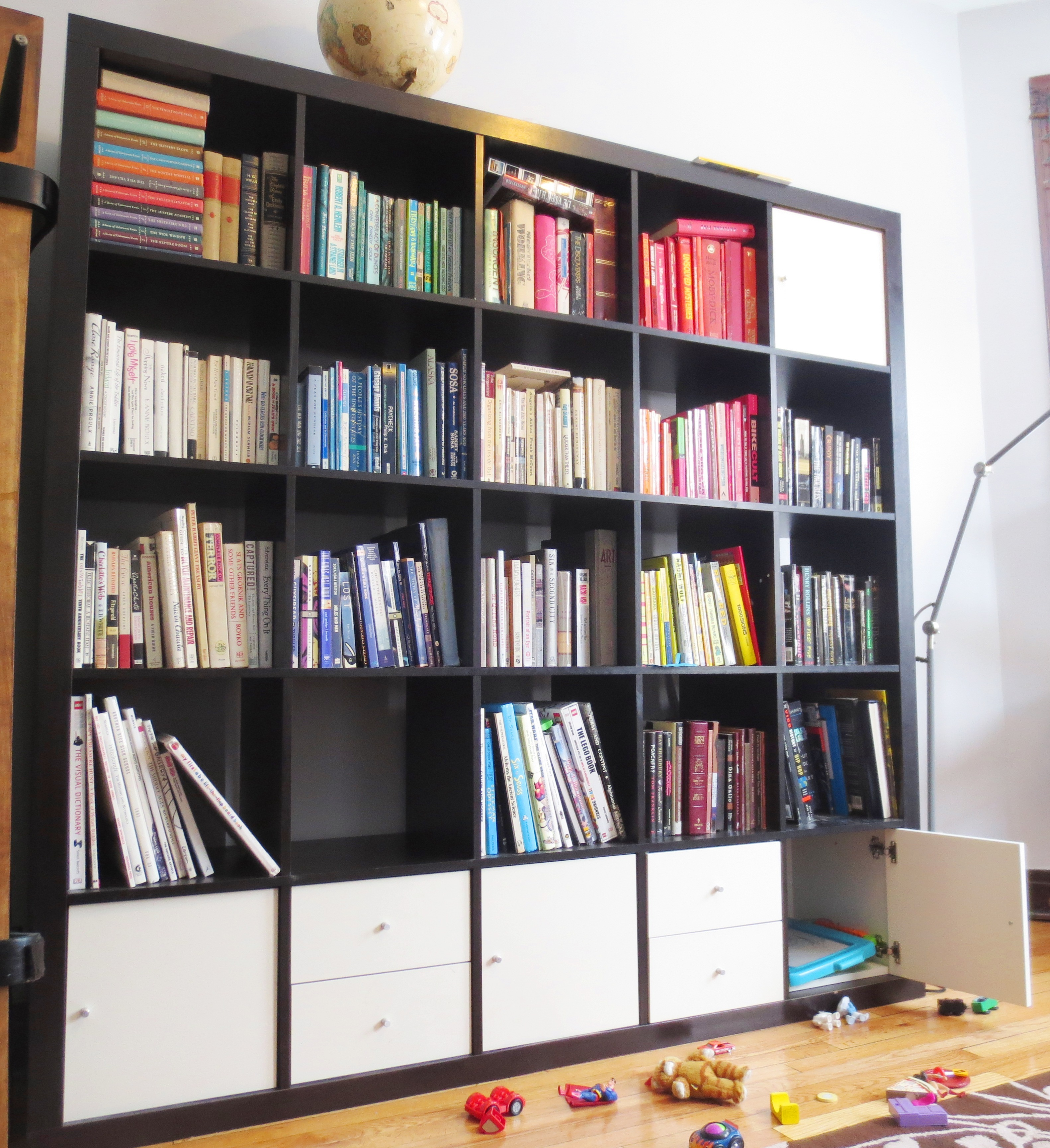 This One Weird Trick Will Make Your EXPEDIT Less IKEA