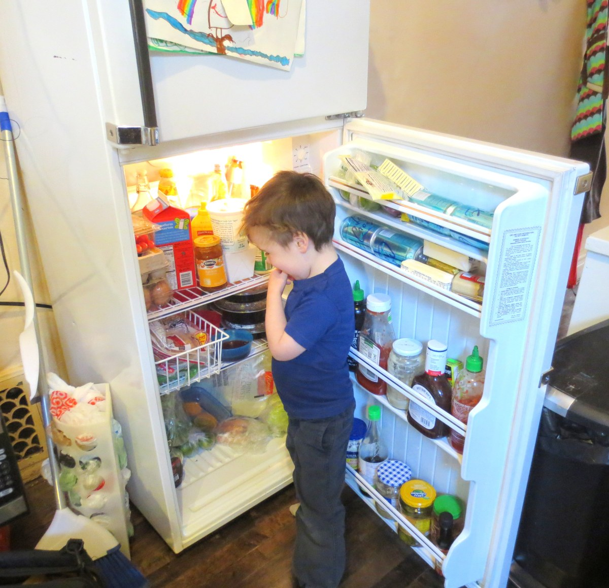Your Refrigerator:  The Silent Happiness Killer