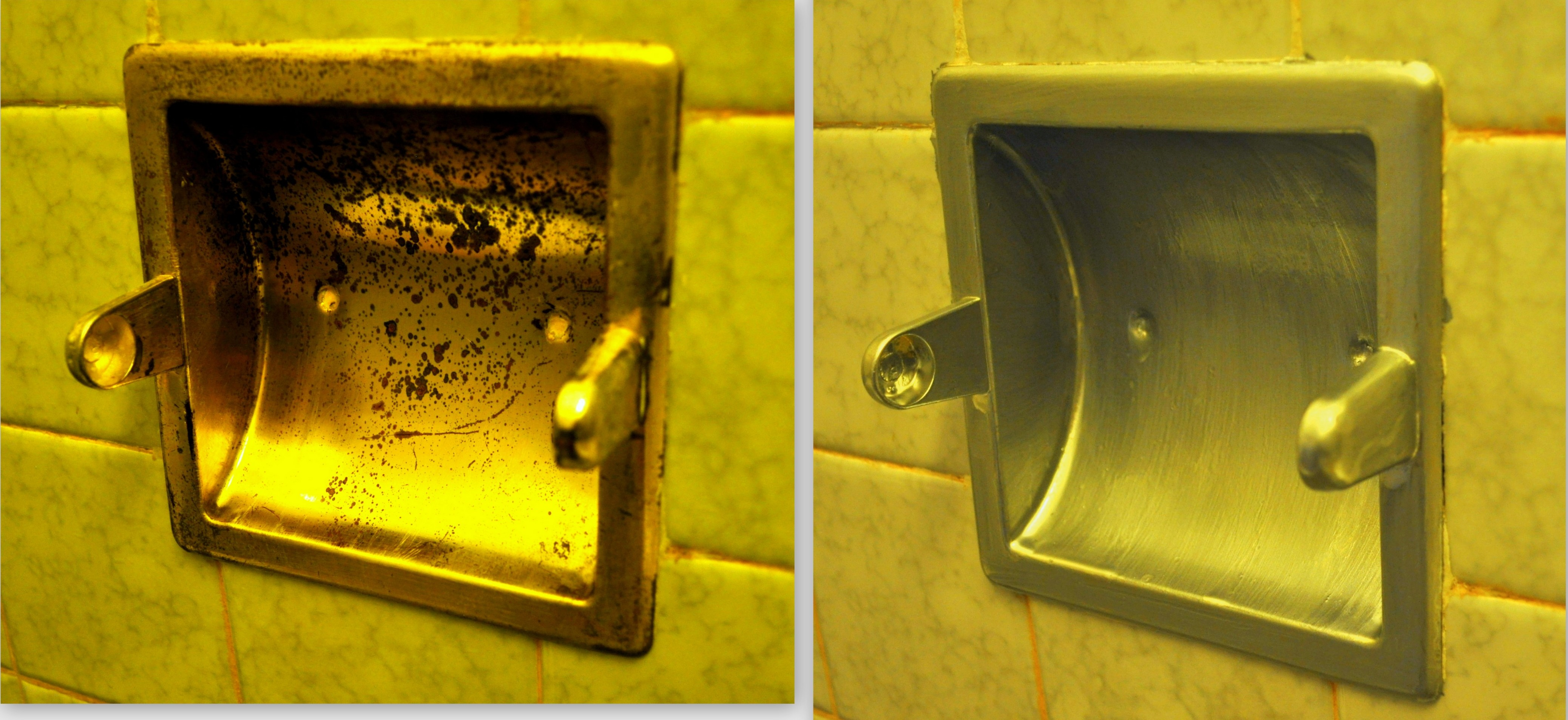 World\'s Slowest Before-and-After: Micro-Bathroom Makeover, PART 2 ...